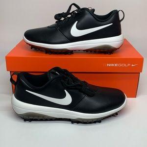 Nike Roshe G Tour Promo Black Mens Golf Shoes wide